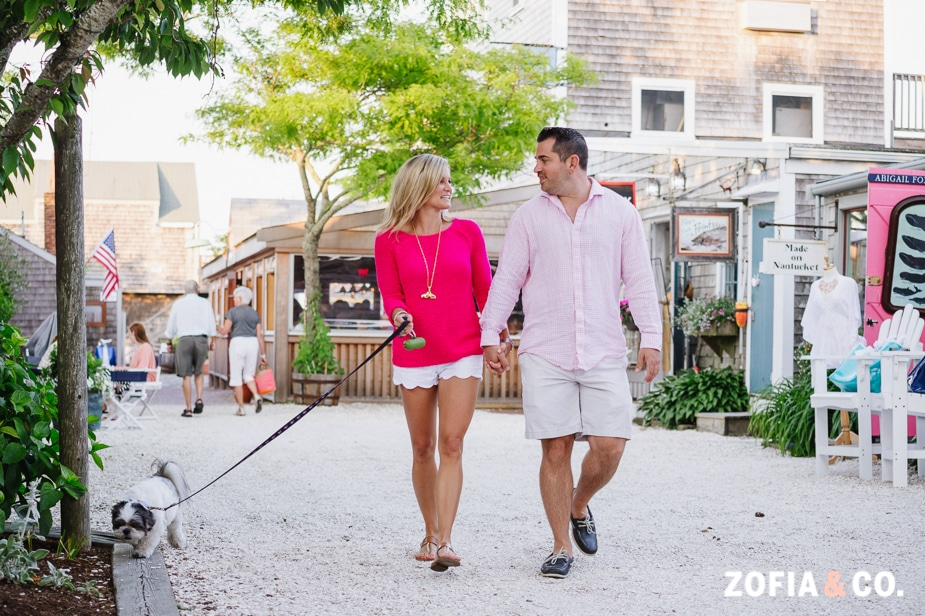 Dionis Engagement Session on Nantucket by Zofia & Co.