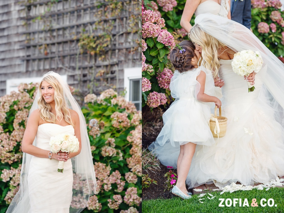 Nantucket Wedding at the White Elephant by Zofia and Co.
