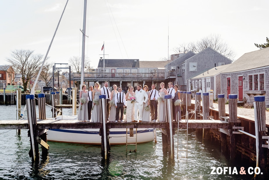 Straight Wharf Wedding 21