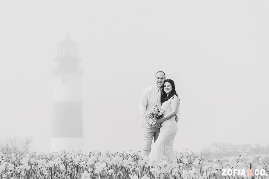 Nantucket Wedding at Sankaty Lighthouse and Cisco Brewery