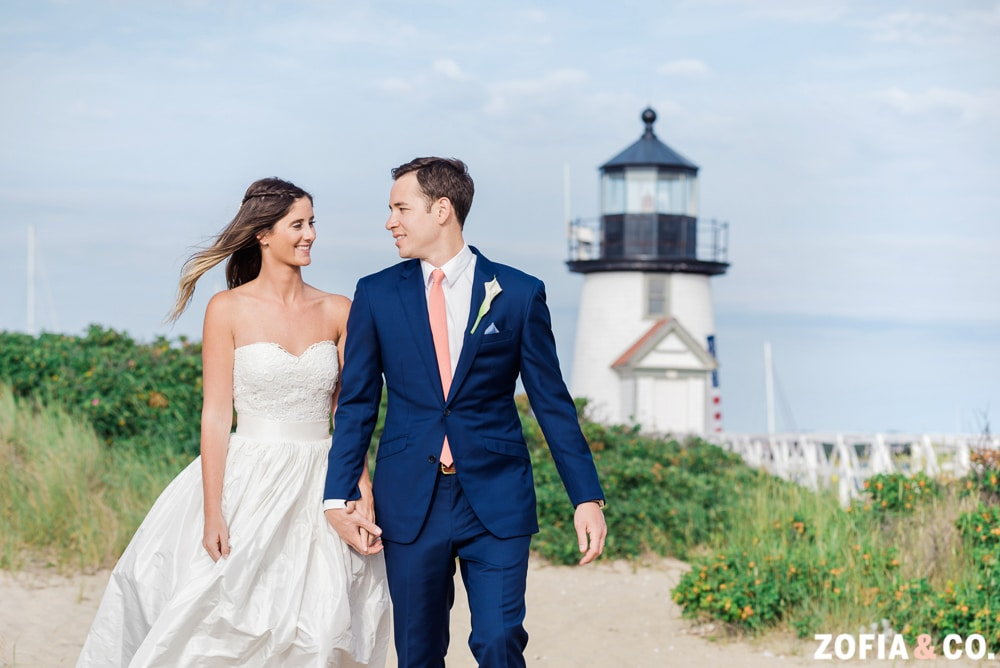 Nantucket Wedding at Great Harbor by Zofia & Co. Photography