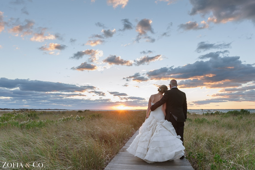 Fall Nantucket Wedding at The Wauwinet by Zofia and Co. Photography