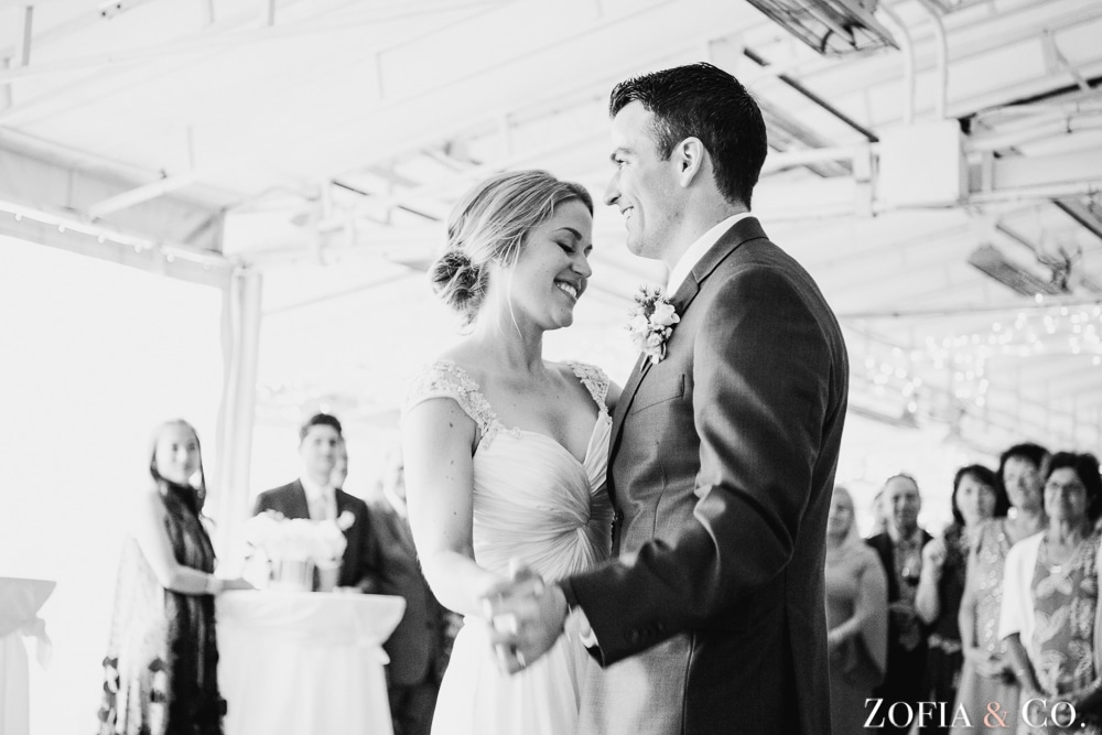 Nantucket Wedding by Zofia & Co. Photography at St Mary's and White Elephant Hotel