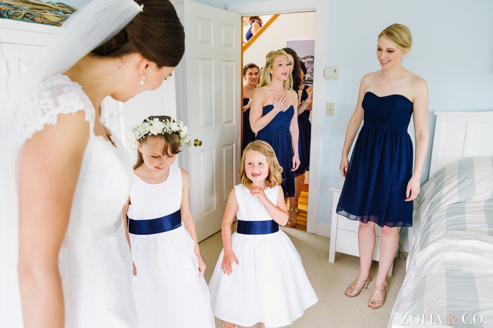 Nantucket Wedding Photography at the Nantucket Yacht Club and First Congregational Church by Mark at Zofia & Co.
