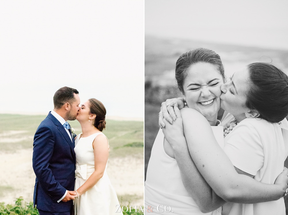 Nantucket Wedding at Whales Watch by Zofia and Co. Photography