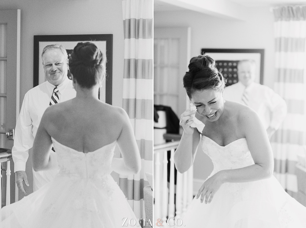 St Marys Church and Great Harbor Yacht Club Nantucket wedding by Zofia and Co. Photography 03