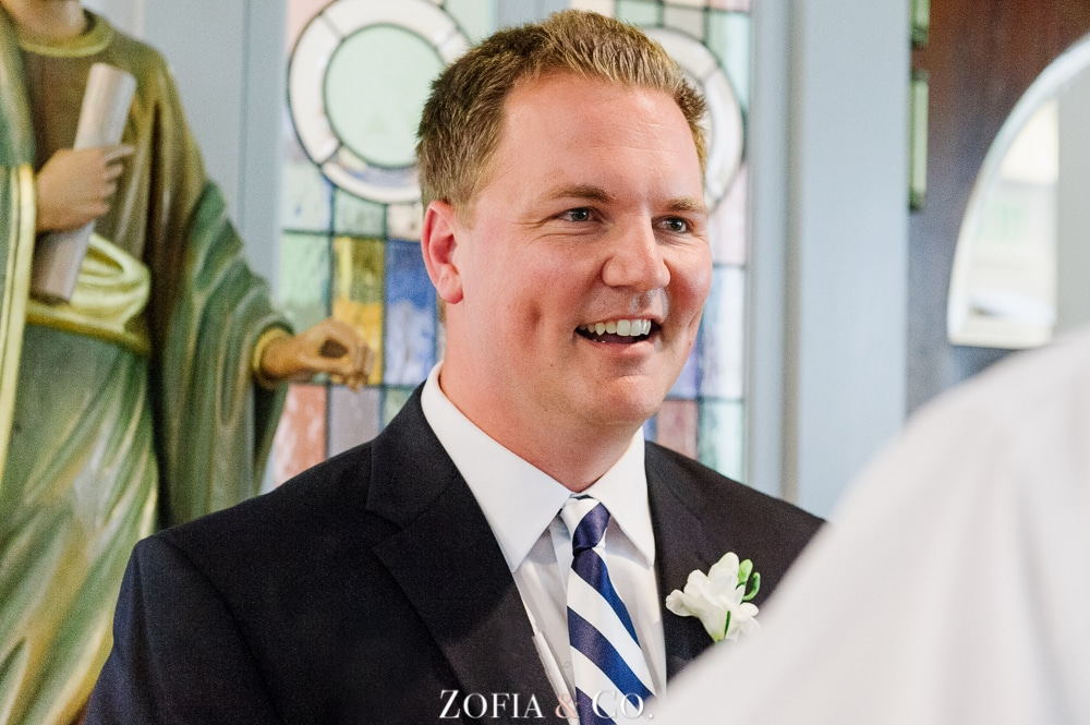 St Marys Church and Great Harbor Yacht Club Nantucket wedding by Zofia and Co. Photography 07