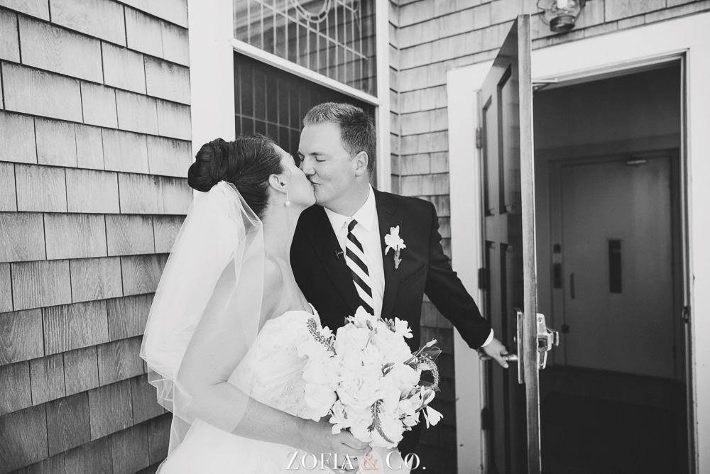St Marys Church and Great Harbor Yacht Club Nantucket wedding by Zofia and Co. Photography 17
