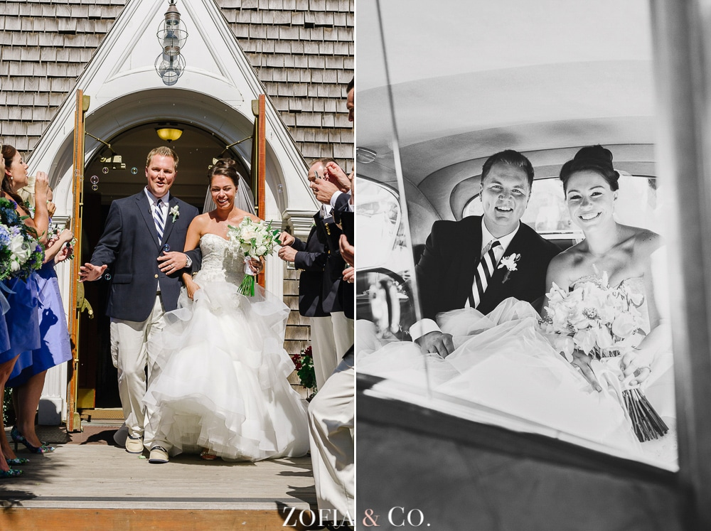 St Marys Church and Great Harbor Yacht Club Nantucket wedding by Zofia and Co. Photography 21