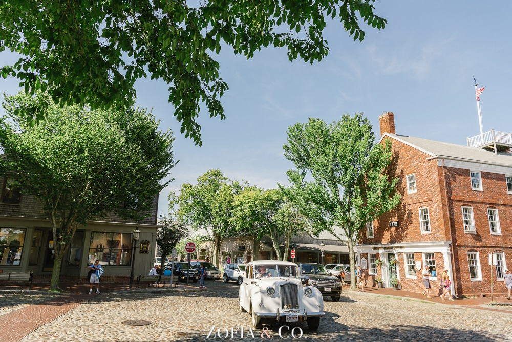 St Marys Church and Great Harbor Yacht Club Nantucket wedding by Zofia and Co. Photography 22