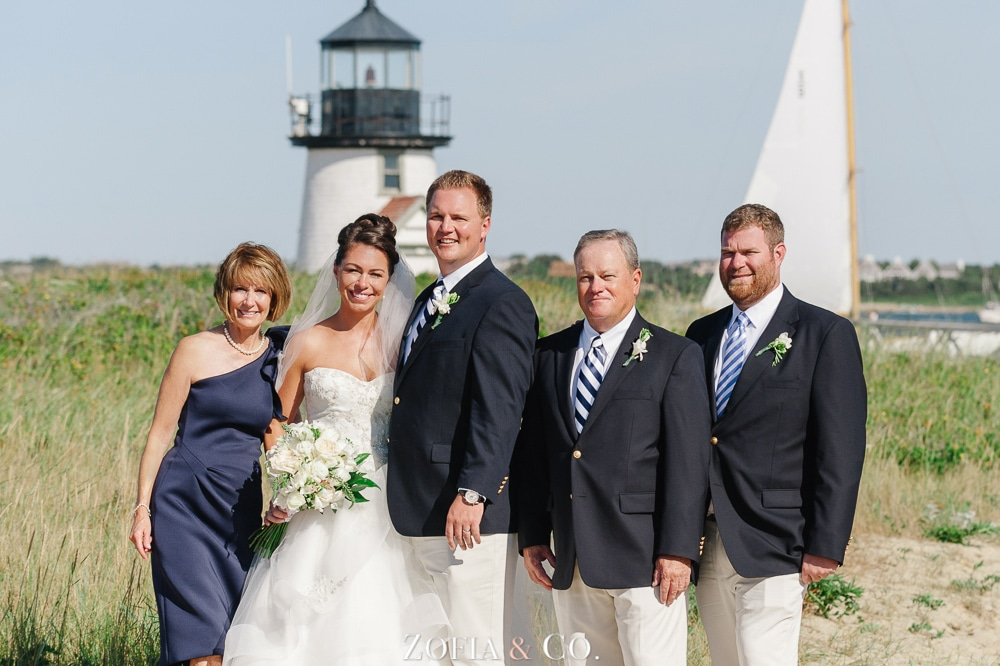 St Marys Church and Great Harbor Yacht Club Nantucket wedding by Zofia and Co. Photography 29