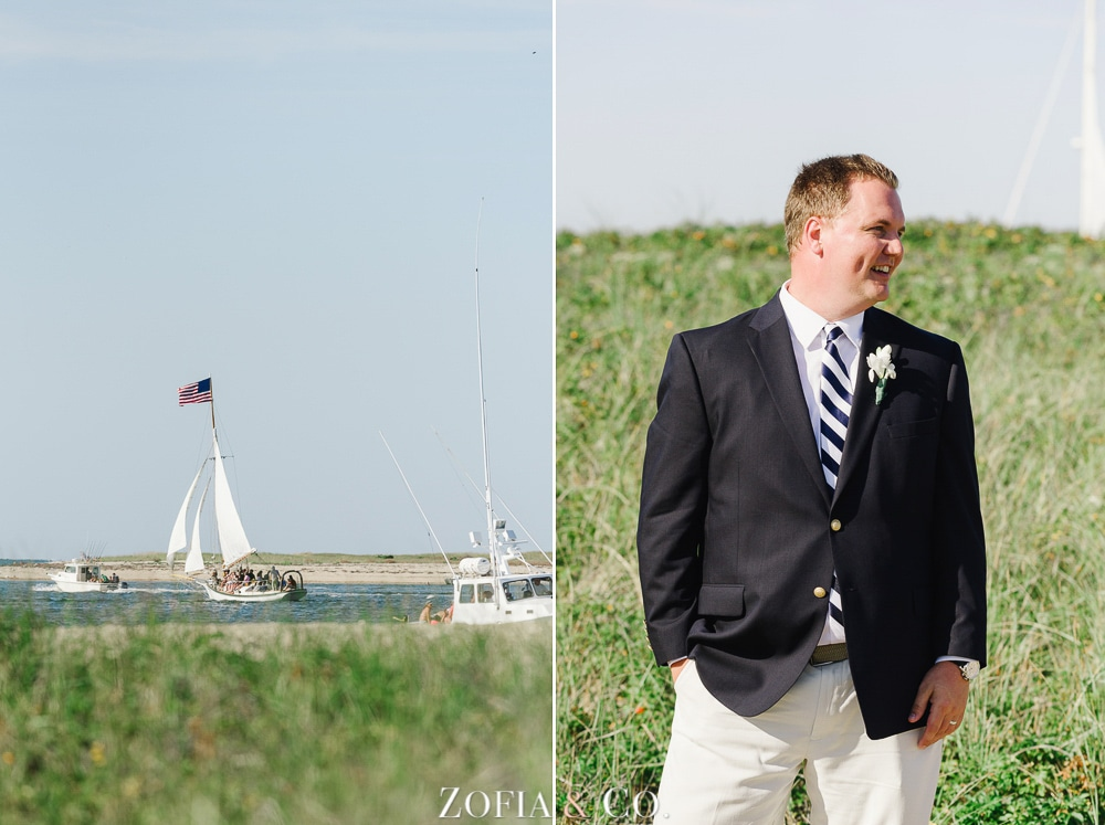 St Marys Church and Great Harbor Yacht Club Nantucket wedding by Zofia and Co. Photography 31