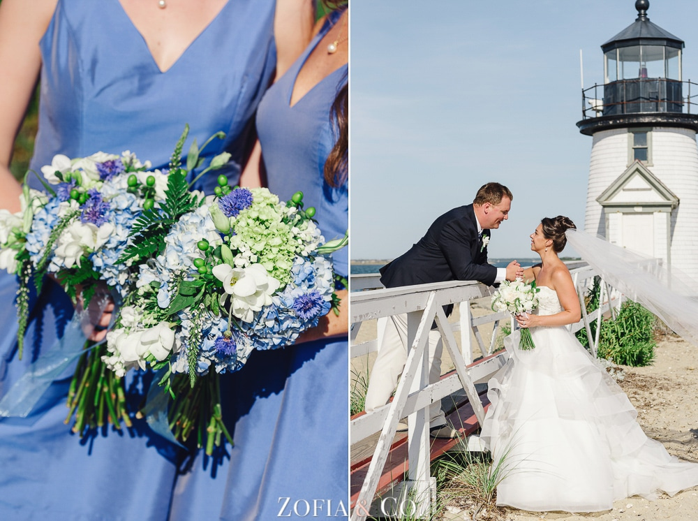 St Marys Church and Great Harbor Yacht Club Nantucket wedding by Zofia and Co. Photography 37