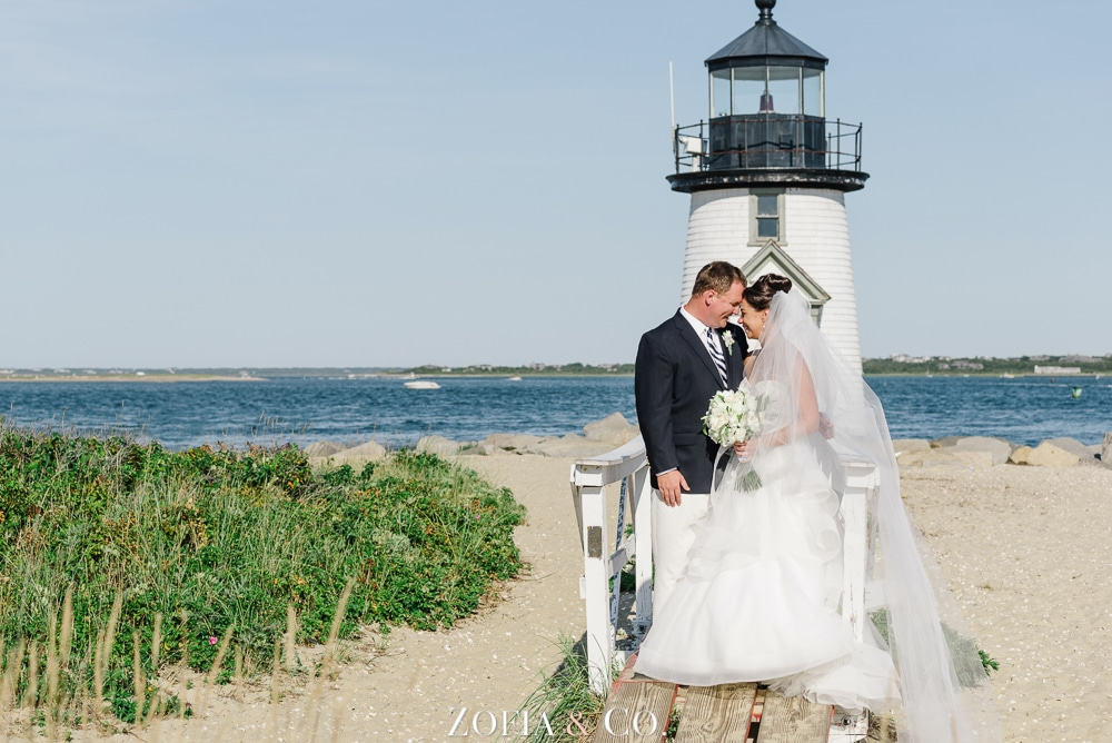 St Marys Church and Great Harbor Yacht Club Nantucket wedding by Zofia and Co. Photography 38