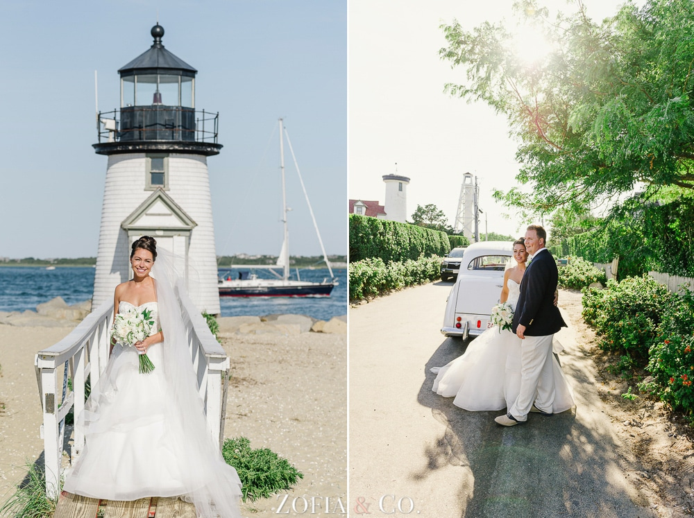 St Marys Church and Great Harbor Yacht Club Nantucket wedding by Zofia and Co. Photography 39