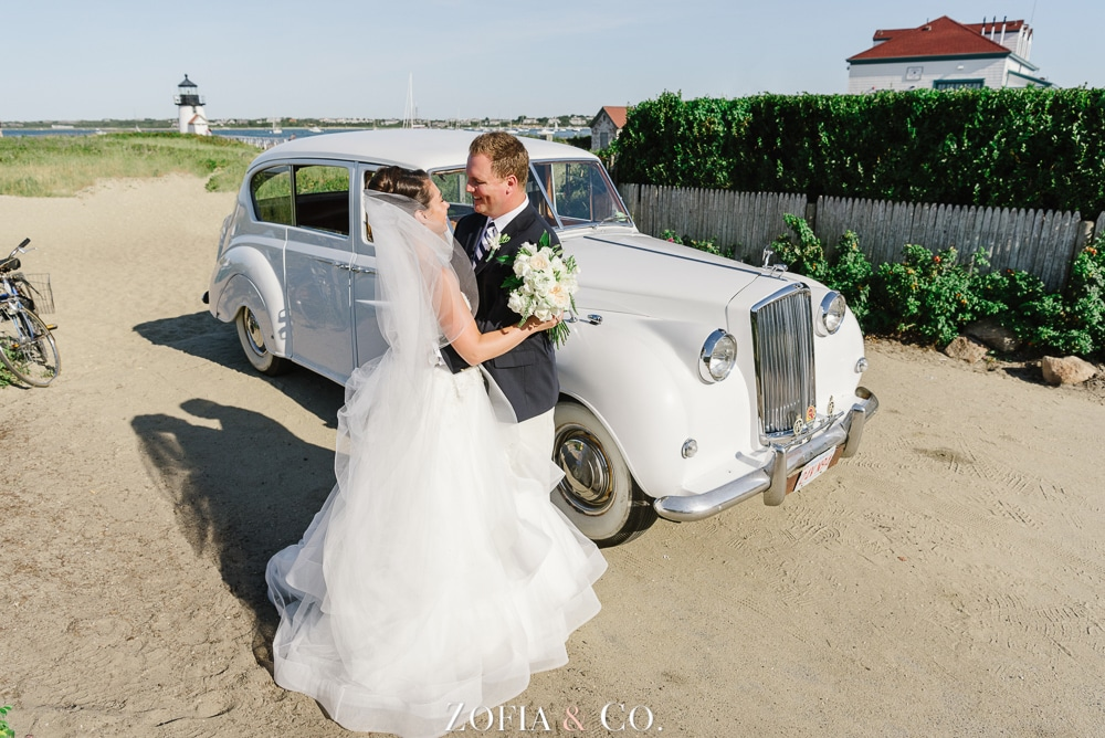 St Marys Church and Great Harbor Yacht Club Nantucket wedding by Zofia and Co. Photography 41