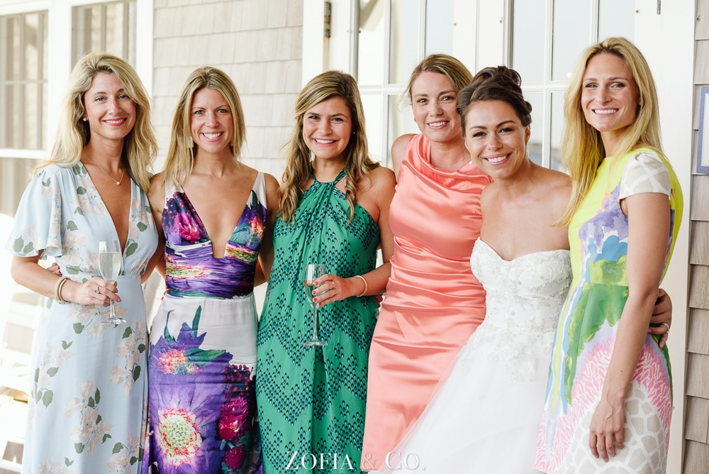 St Marys Church and Great Harbor Yacht Club Nantucket wedding by Zofia and Co. Photography 43