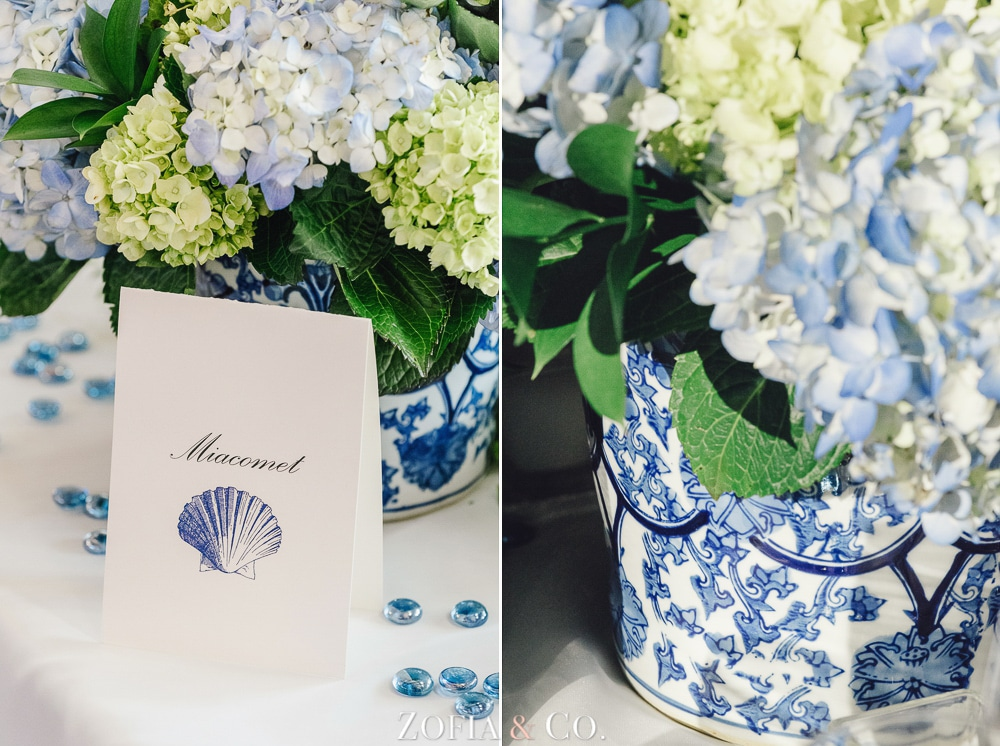 St Marys Church and Great Harbor Yacht Club Nantucket wedding by Zofia and Co. Photography 50