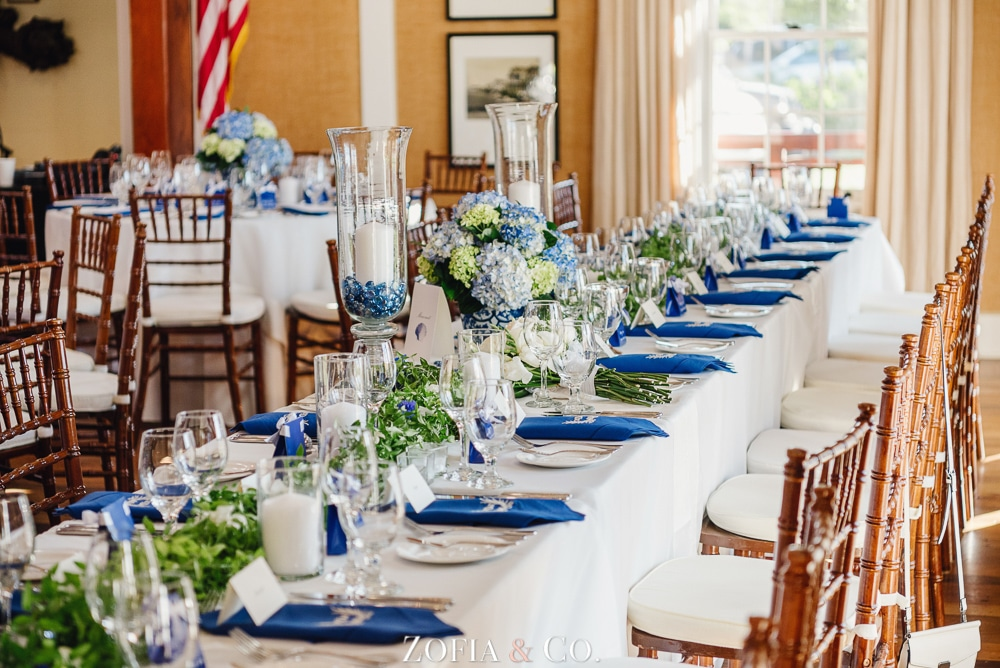 St Marys Church and Great Harbor Yacht Club Nantucket wedding by Zofia and Co. Photography 52