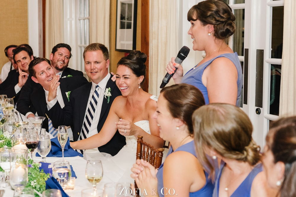 St Marys Church and Great Harbor Yacht Club Nantucket wedding by Zofia and Co. Photography 56
