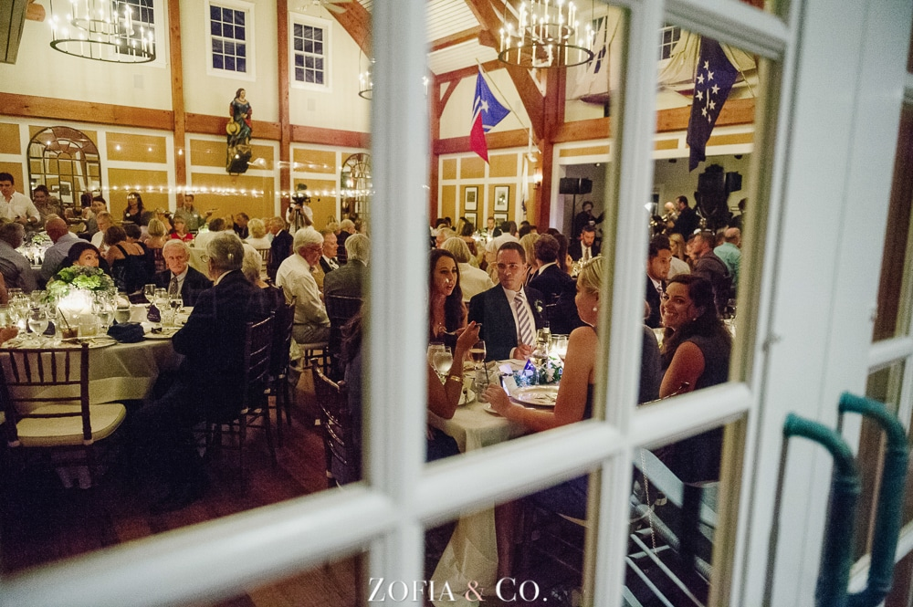 St Marys Church and Great Harbor Yacht Club Nantucket wedding by Zofia and Co. Photography 59
