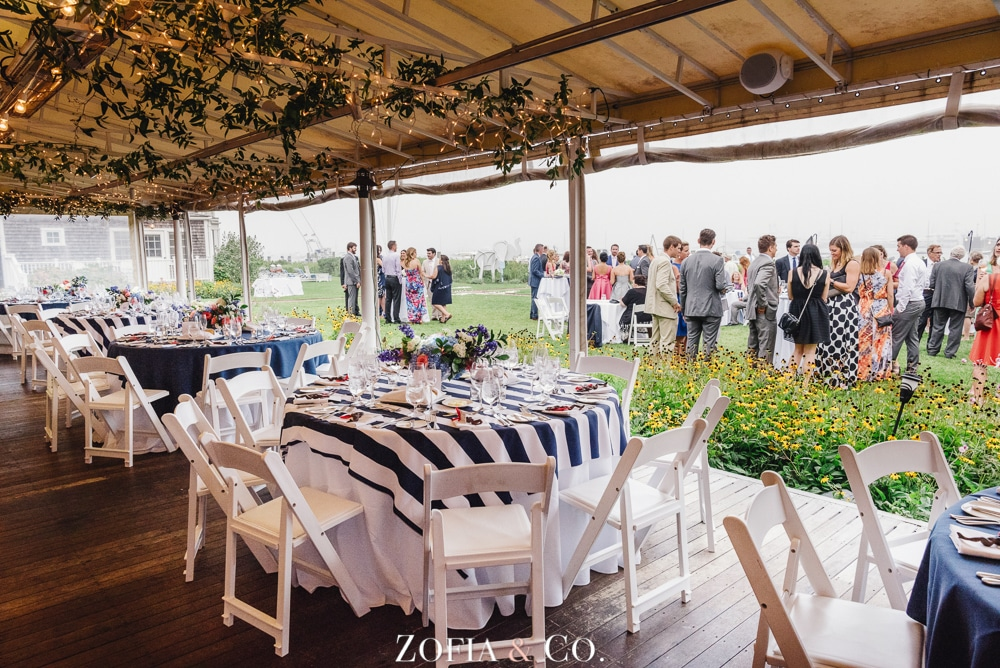Navy And C Nantucket Wedding Photography At White Elephant By Zofia Co
